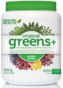 Genuine Health greens+ - Natural Unflavoured (510g)