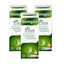 Iberogast THREE BOTTLES (3x100ml)