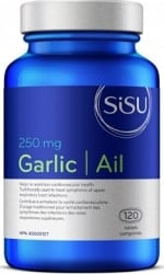 Sisu Garlic (120 Tablets)