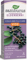 Sambucus Cold and Flu Care Kids (120ml)